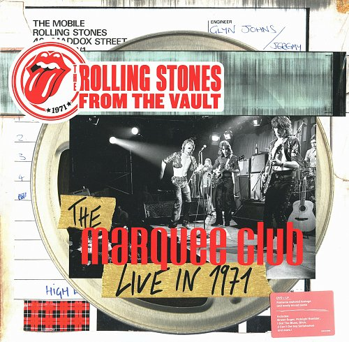 The Rolling Stones - The Marquee Club (Live In 1971) (2015)