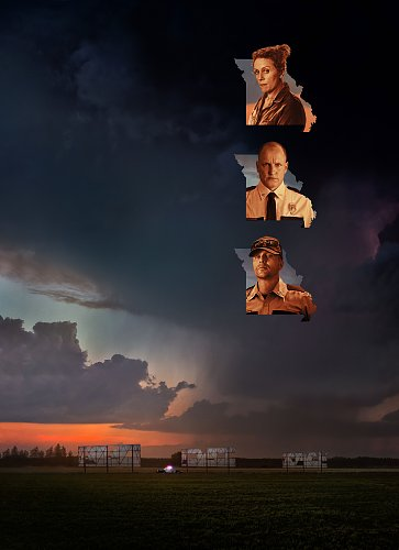 Три билборда на границе Эббинга, Миссури / Three Billboards Outside Ebbing, Missouri (2017)
