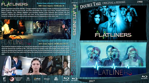 Коматозники 2в1 / Flatliners Double Feature (1990-2017)