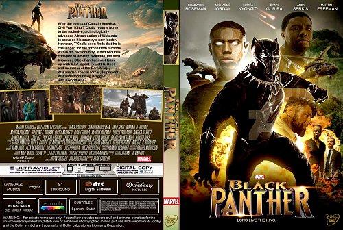 Чёрная Пантера /  Black Panther (2018)