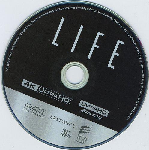 Живое / Life (2017)