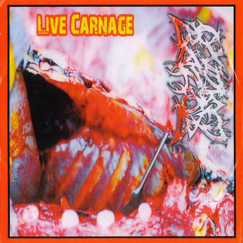 Pulmonary Fibrosis / Oxidised Razor - Live From The Morgue / Live Carnage (2014 Rotten ', Indonesia)