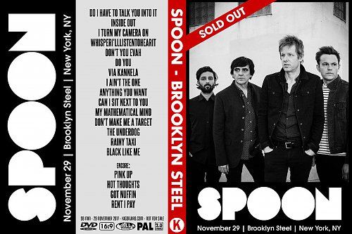 Spoon - Brooklyn Steel (2017)