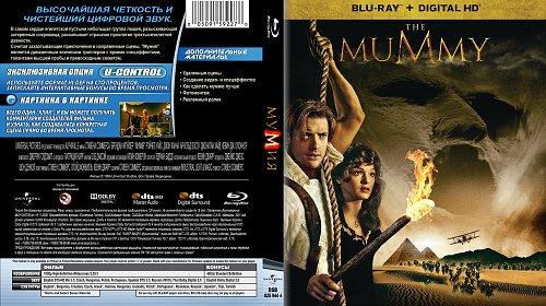 Мумия / The Mummy [1999, переделка Blu-ray]