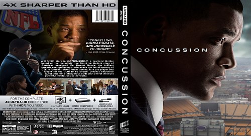 Защитник / Concussion (2015)