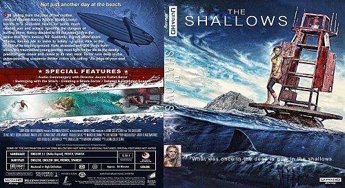 Отмель / The Shallows (2016)