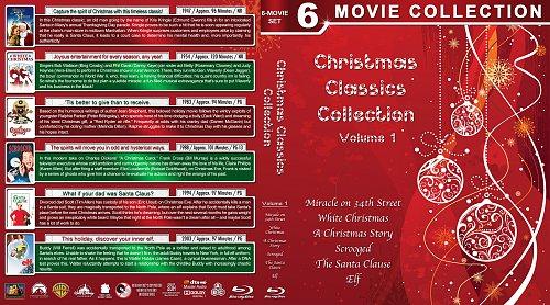Коллекция Рождественских фильмов / Christmas Classics Collection – Volume 1 (1947-2003)