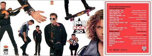 Inxs - Kick: 30th Anniversary (2017)