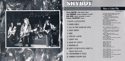 Shyboy - Shyboy (1998)