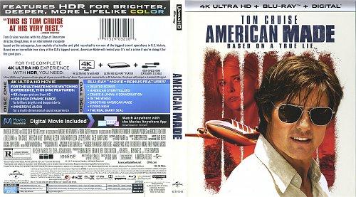 Сделано в Америке / American Made (2017)