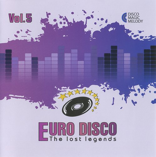 V.A. - Euro Disco: The Lost Legends Vol. 05 (2017)