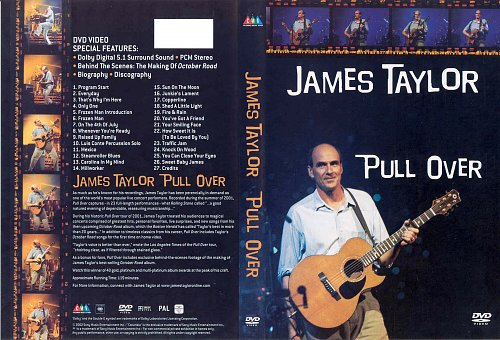 James Taylor - Pull Over (2002)