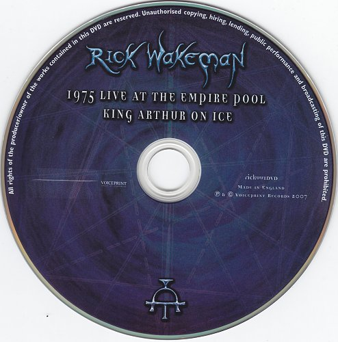 Rick Wakeman - 1975 Live at the Empire Pool (2007)