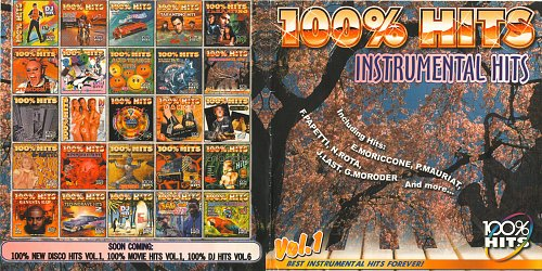 100% Hits - Instrumental Hits vol. 1 (1998)