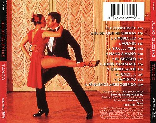 Julio Iglesias - Tango(1996)