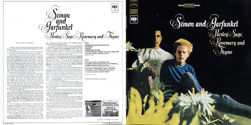 Simon & Garfunkel - Parsley, Sage, Rosemary And Thyme (1966)