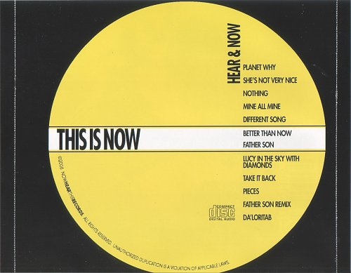 This Is Now - Hear and Now (2005)