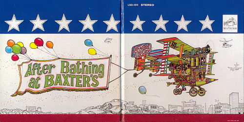 Jefferson Airplane - After Bathing At Baxter's (1967)