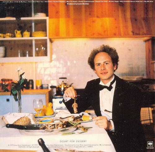 Art Garfunkel - Fate For Breakfast (1979)