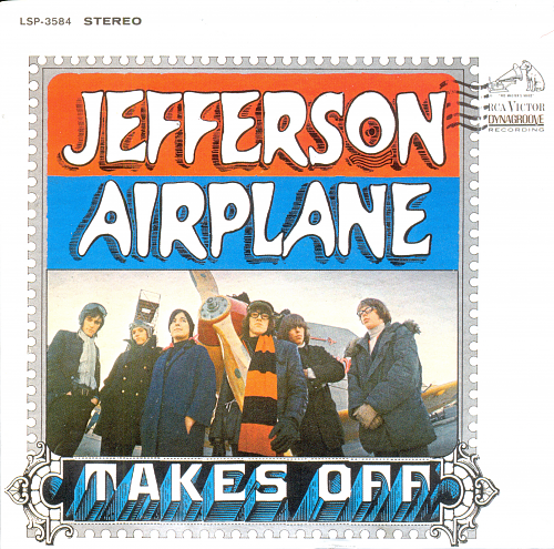 Jefferson Airplane - Takes Off (1966)