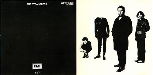 Stranglers, The - Black And White (1978)