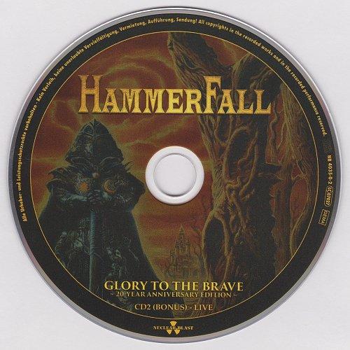 HammerFall - Glory To The Brave (20-Year Anniversary Edition) - 2017