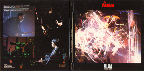 Stranglers, The - All Live And All Of The Night (1987)