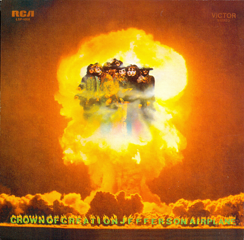 Jefferson Airplane - Crown Of Creation (1968)