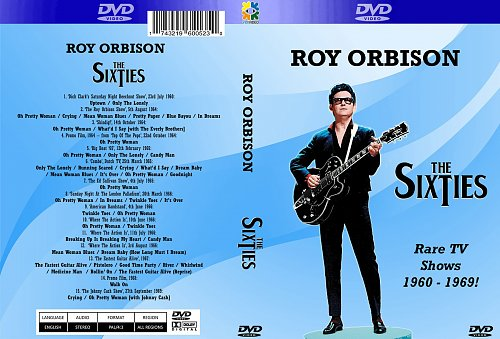 Roy Orbison - The Sixties (2018)