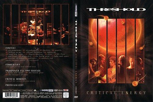 THRESHOLD - Critical Energy (2004)