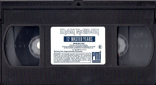 Iron Maiden ‎– 12 Wasted Years (1987)