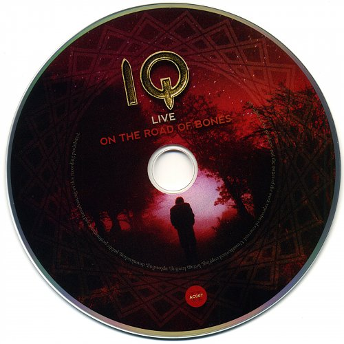 IQ - Live: On The Road Of Bones (2015)