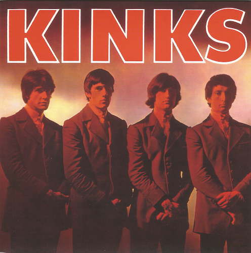 Kinks, The - Kinks (1964)