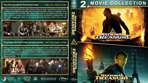 Сокровище наций 2в1 / National Treasure Double Feature (2004-2007)
