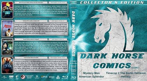 Коллекция Фильмов от Dark Horse comics / Dark Horse comics Collection (1994-2004)