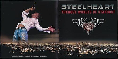 Steelheart - Through Worlds Of Stardust (2017)