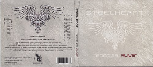 Steelheart - Good 2B Alive (2008)