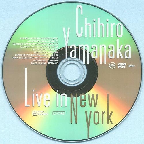 Chihiro Yamanaka - Live in New York (2011)