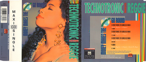 Technotronic feat. Reggie - Money Makes The World Go Round (1991)