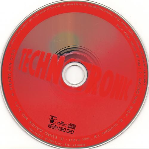 Technotronic - Hey Yoh, Here We Go (1994)