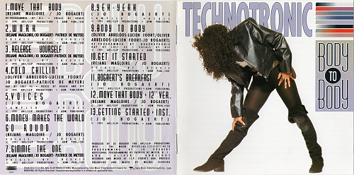 Technotronic - Body To Body (1991)