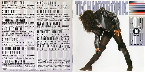 Technotronic - Body To Body (1991)