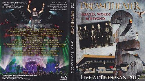 DreamTtheater - Live Budokan 2017 (BluRay)