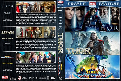 Тор коллекция / Thor collection