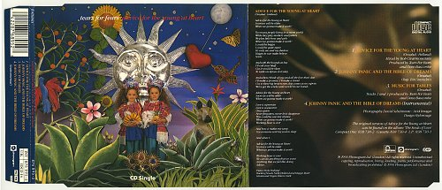 Tears For Fears - Advice For The Young At Heart (1990, CD-Single)