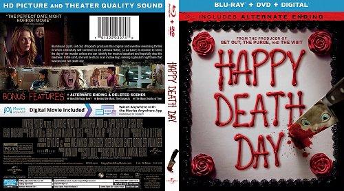 Счастливого дня смерти / Happy Death Day (2017)