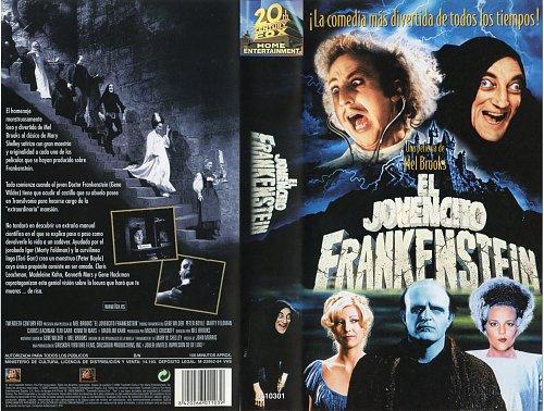 Young Frankenstein / Молодой Франкенштейн (1974