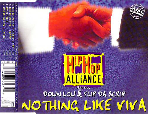 Down Low & Flip Da Scrip - Nothing Like Viva (1996)
