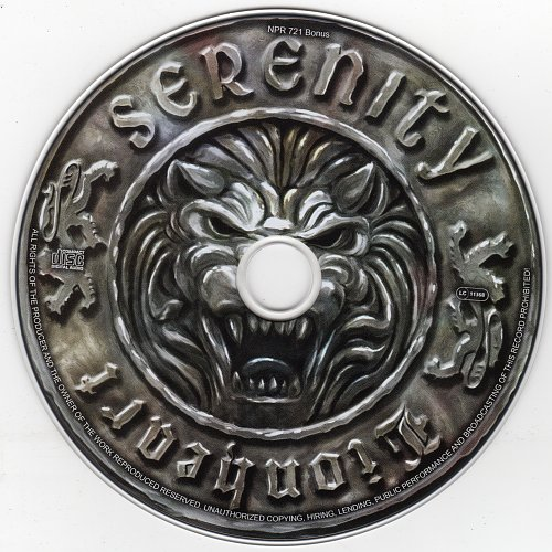 Serenity - Lionheart (2017)