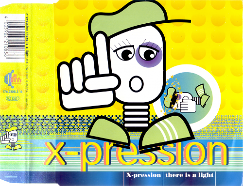 X-Pression - There Is A Light (1995)